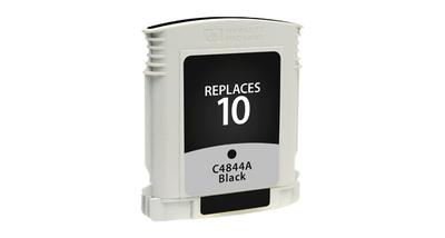 HP10 C4844AN ---BLACK (Item#614)... (INK REFILL)